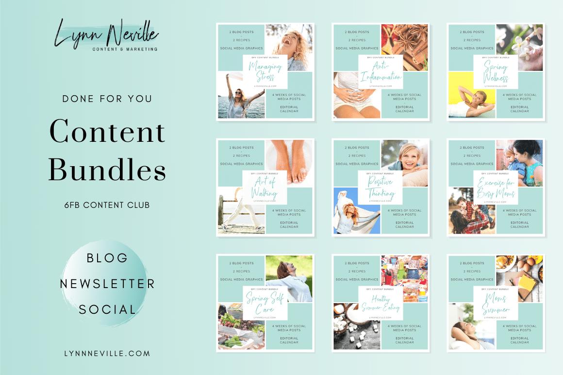 6-Figure Biz Content Club makes Content Creation EASY
