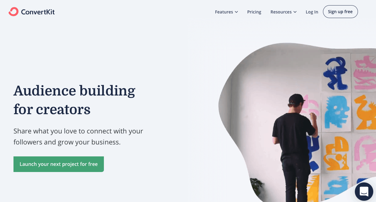 ConvertKit - Top Tools to Grow Your Business