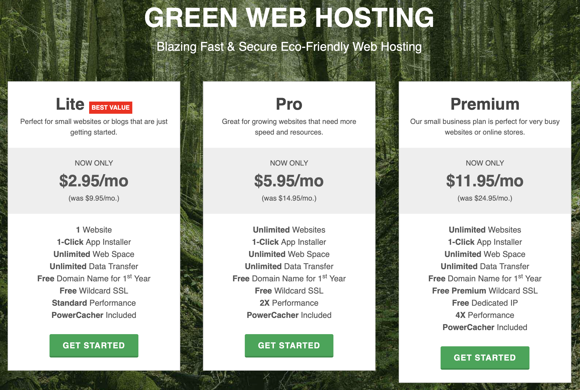 GreenGeeks Pricing - Top Tools to Grow Your Business