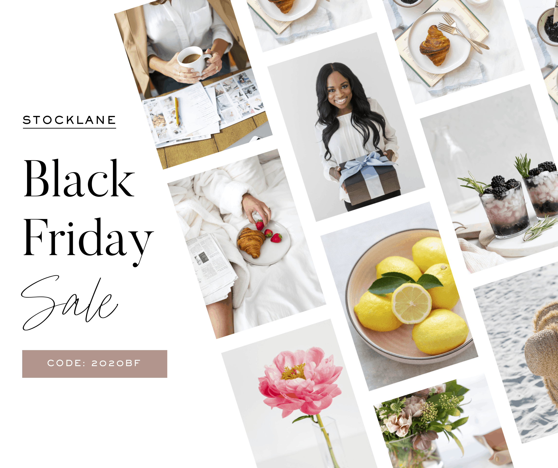 Stocklane Black Friday Sale