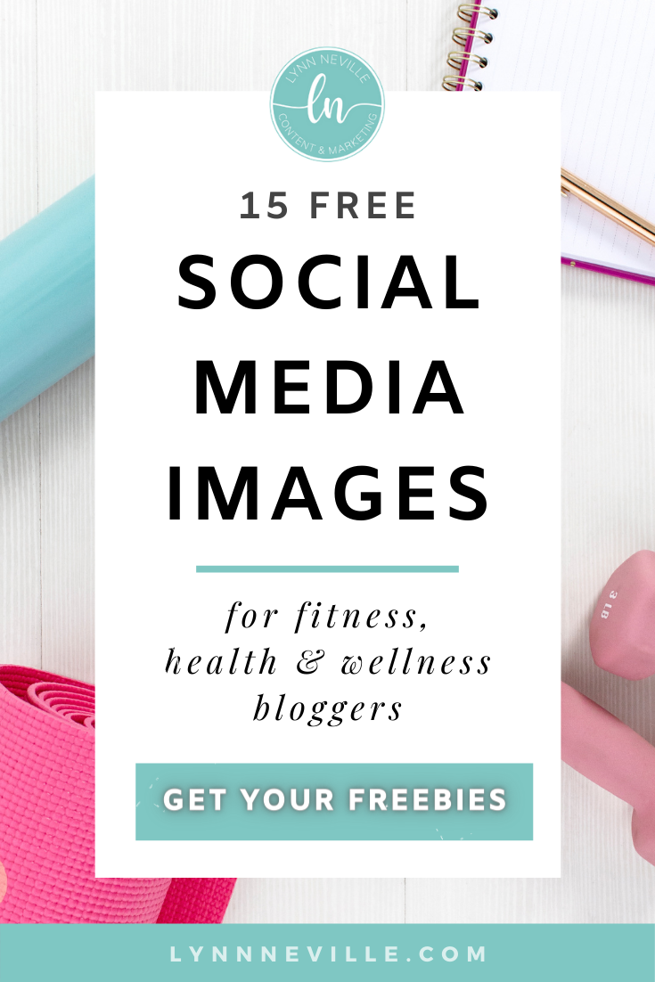 Free Social Images for Fitness, Health, and Wellness Coaches
